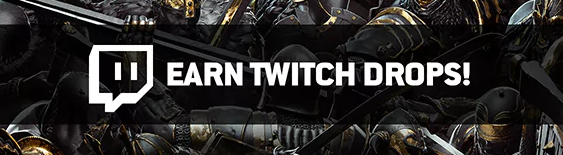Earn Twitch Drops!