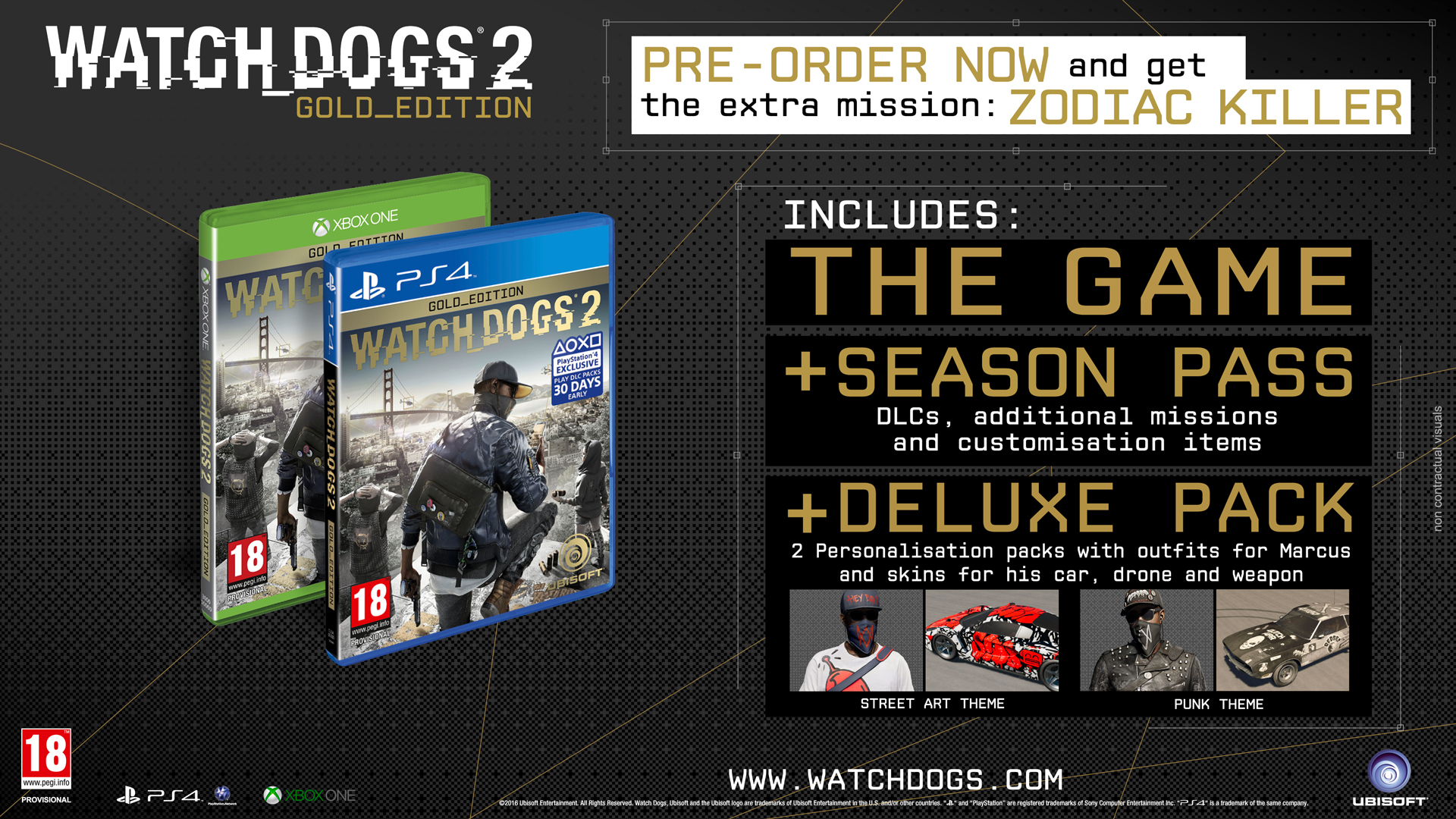 Picture of the Gold Edition