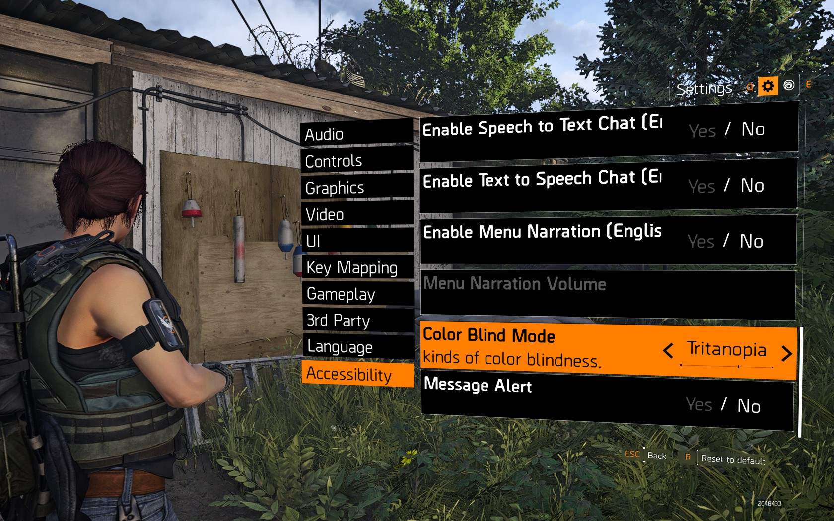 Colourblind Modes in The Division 2 - Ubisoft Support