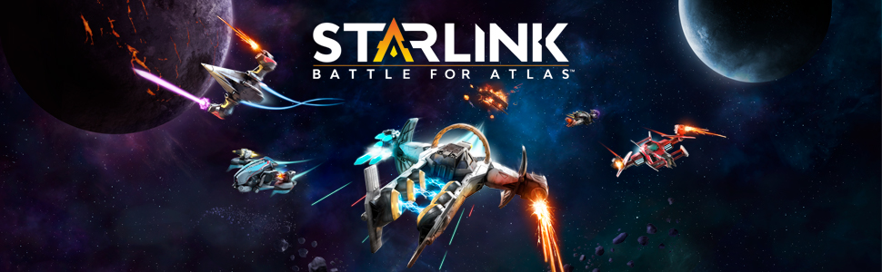 Starlink: Battle For Atlas splash art banner