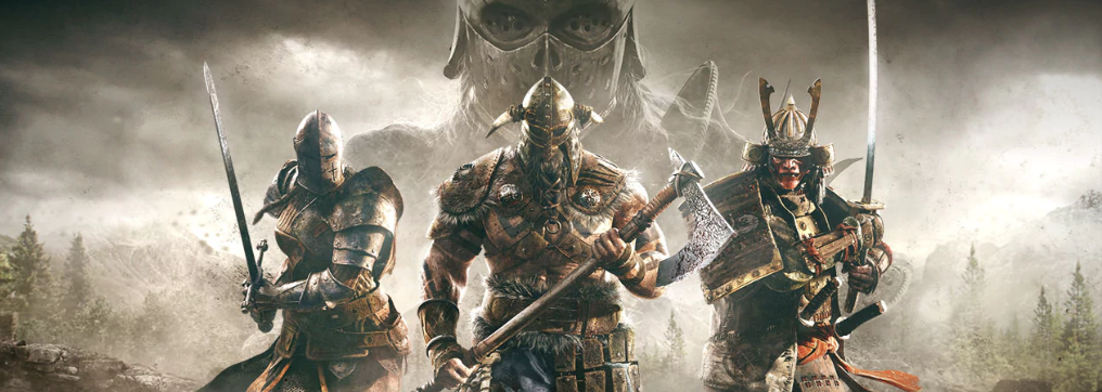 For Honor splash art header